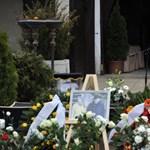 Eltemették Gera Zoltánt és feleségét, Görgey Helgát