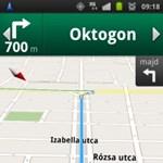 Magyarországon is elérhető a Google Navigáció!