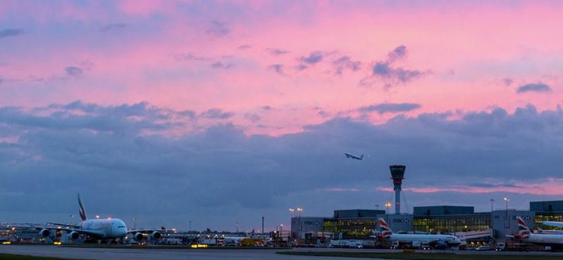 Halálos baleset történt a londoni Heathrow repülőtéren