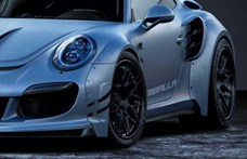 7,5 másodperc alatt 200-on van ez az új Porsche