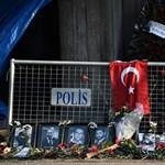 Beismerte tettét az éjjel elfogott isztambuli merénylő