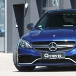 Báránybőrbe bújt farkas: 800 lóerős az új Mercedes-AMG C-osztály
