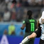 Argentína és Dánia a nap két igazi győztese – Percről percre