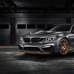 Elég durva M4-est mutat be a BMW