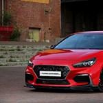 Igazi GTI-gyilkos: 400 lóerős lett a Michelisz Norbi-féle utcai Hyundai i30 N
