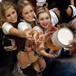Kétszáz évesek a bajor sörkertek