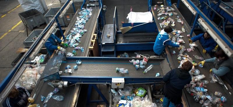 Szelektív: van, ahol megszűnt, máshol kínai cég gyűjtené a hulladékot