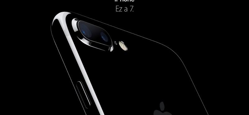 Ilyen a világon nincs: Magyarországon a legdrágább az iPhone 7