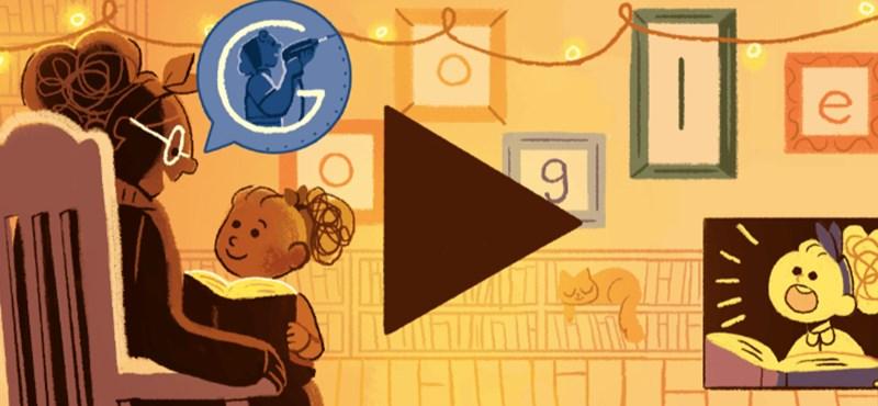 13 nő látható ma a Google logója helyén, itt megnézheti, hogy melyikőjük miért
