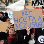 A Múzeumkertbe mennek tiltakozni a budapesti gimnazisták