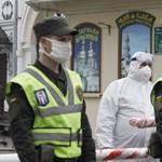 Ukrajnában egy nap alatt négyszáz új fertőzött lett, köztük 29 gyermek