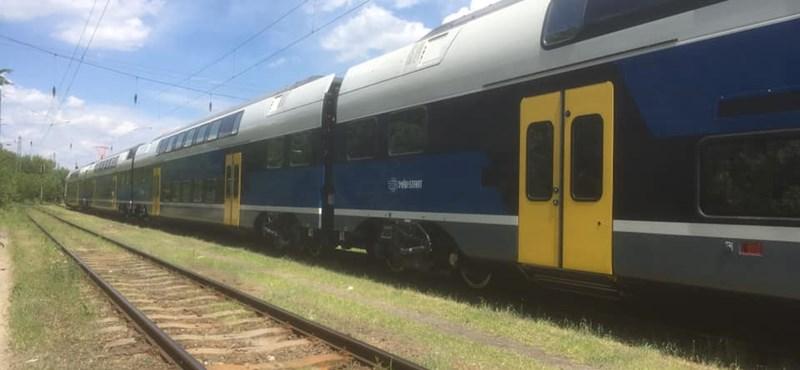 Még több emeletes vonatot vesz a MÁV