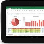 Itt van ingyen a teljes Microsoft Office, most már androidos táblagépekre is