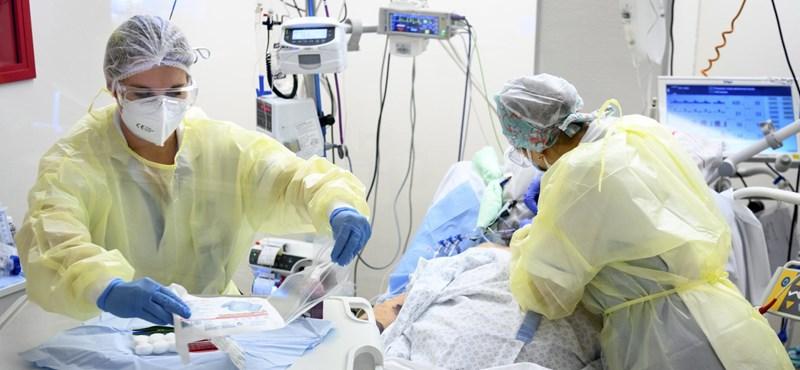 """Svájci orvosok """"végrendeletet"""" kérnek a súlyos koronavírusos betegektől"""