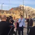 A Fidelitas visszavágott Juhász Péternek a fütyülésért - videó