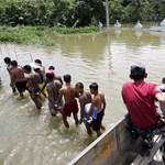Videó: halálos vihar és áradás a Fülöp-szigeteken