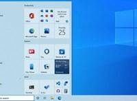 Megmutatta az átalakított Start menüt a Microsoft, ilyen lesz az új verzió