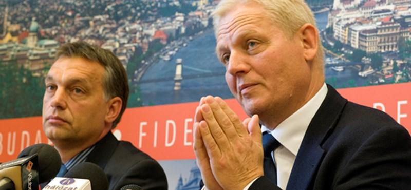 Egy mélyépítő kezébe kerülhet Budapest