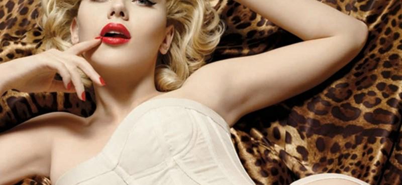 Scarlett Johansson minden képzeletet felülmúl a DG legújabb fotósorozatán