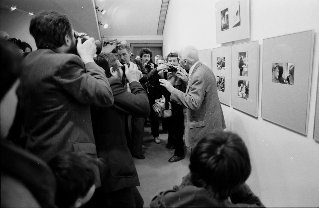 André Kertész, Budapest, 1984