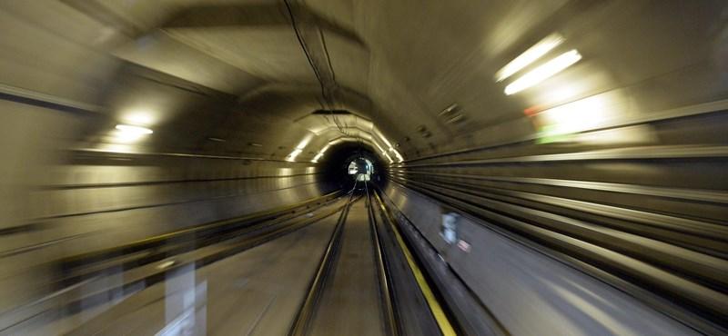 Felfüggesztették, megszüntették a nyomozást a 4-es metró ügyében