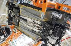Elindult a hibridek gyártása a magyar Audinál