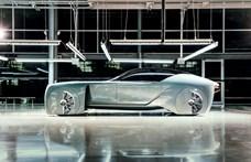 Silent Shadow néven jöhet az első elektromos Rolls-Royce
