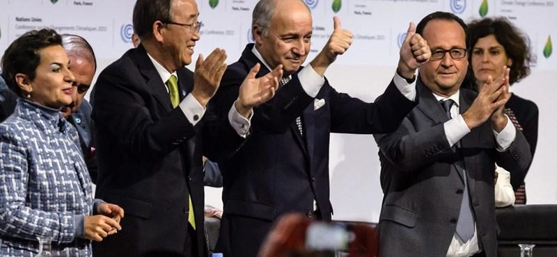 Még jócskán vannak gyermekbetegségei az ötéves párizsi klímaegyezménynek