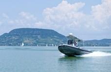 Közel 29 fokosra melegedett a Balaton