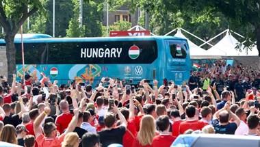 Ismét pályán a magyar válogatott, Németország a címvédő ellen javítana – a labdarúgó Eb kilencedik napja percről percre
