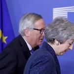 Brüsszel szerint semmin nem változtat Theresa May lemondása