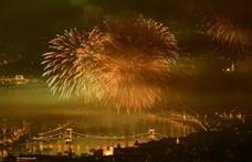 Telepítés közben robbant fel a tűzijáték Kazincbarcikán