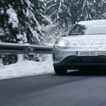 Ausztriában tűnt fel a Sony elektromos autója