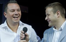 Bagi Iván és Nacsa Olivér nagyot kampányolt Orbán Viktor mellett