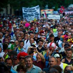 "Bohócforradalom: ""35 ezren tüntettünk"" – fotókkal"