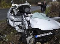 Meghalt a csobánkai balesetben megsérült gyerek