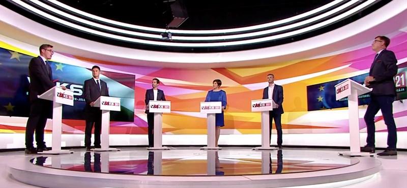 Mindenkinek mindent ígértek a miniszterelnök-jelöltek, az elszámoltatásban egyetértettek, igazi vita Hadházy és Tóth jelölése körül volt csak
