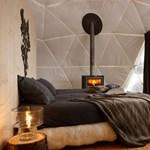 Luxussátort kínálnak szoba helyett egy svájci síparadicsomban