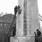 Miért nem szovjet megszállási emlékművet építenek?