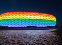 Petíció indult, hogy legyen szivárványszínű a müncheni stadion a magyar válogatott Eb-meccsén