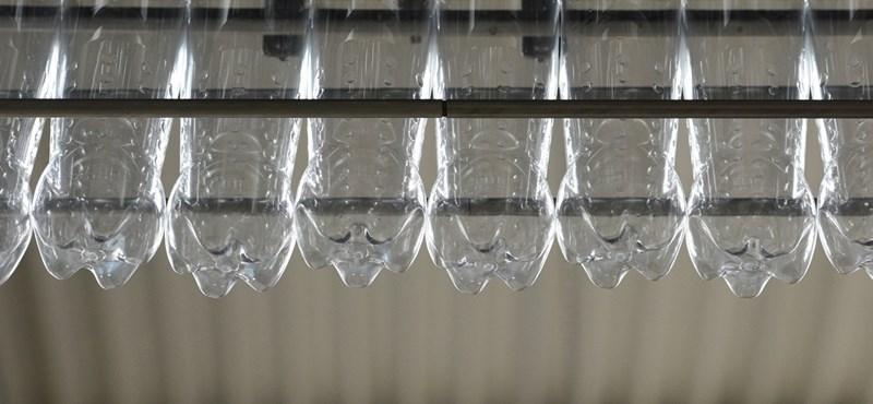 Belgiumban már van teljesen újrahasznosított műanyagpalackban árult ásványvíz
