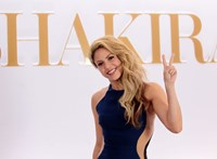 Shakira több millió dollárért eladta zenéje jogait