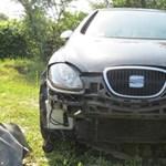 Feladta magát a skodás, aki az M0-áson okozott balesetet