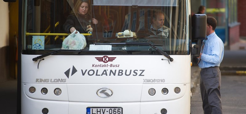 Nem elég a Volán-dolgozóknak a tervezett béremelés