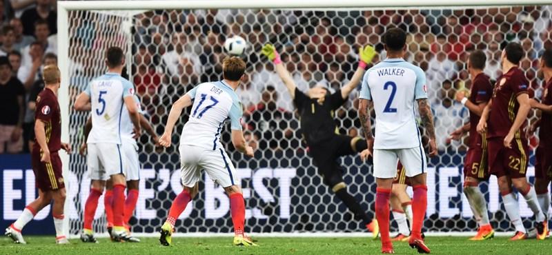 Euro 2016, 2. nap: Anglia - Oroszország 1-1