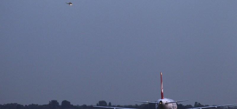 Megbénulhat a német légtér csütörtökön