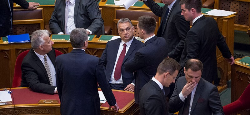 Magatartási kódex lehet a parlamenti rendszabályozás eszköze