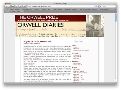 orwellblog