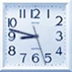 Különleges analóg óra a Windows Tálcájára