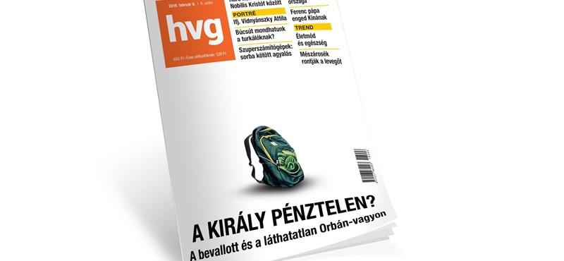 Orbán szegénységi bizonyítványt állított ki magáról